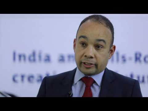 Rolls-Royce | Dr Glenn Kelly, Vice President of Customer Business for Defence in India