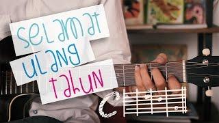 "Mari Belajar Gitar lagu ""Selamat Ulang Tahun"""