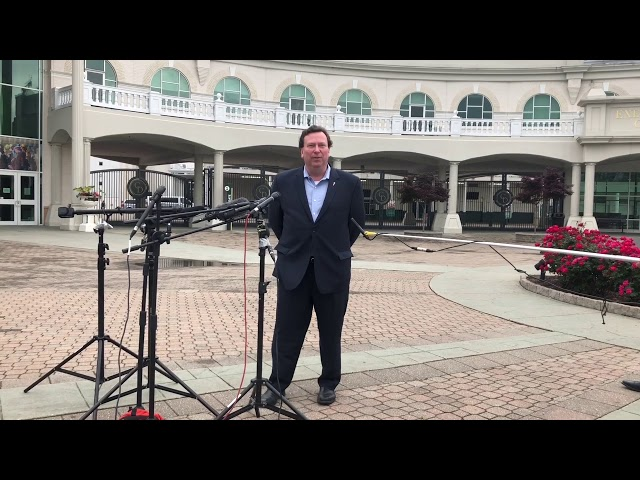 Churchill Downs reopens: Kevin Flanery Part 2