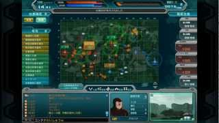 ガンダムオンライン ジャブロー 1本拠地 ジオン Gundamonline commender