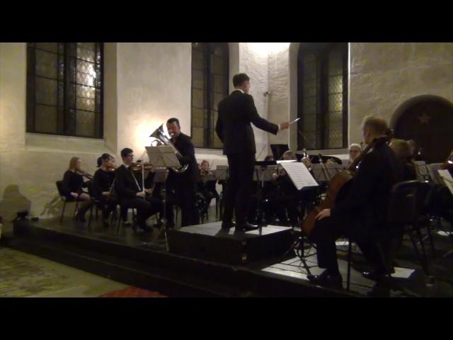 Tormod Flaten - Jukka Linkola Euphonium Concerto (highlights) - Euphonium