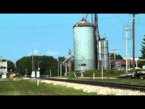 Amtrak 199 South - Dwight, IL