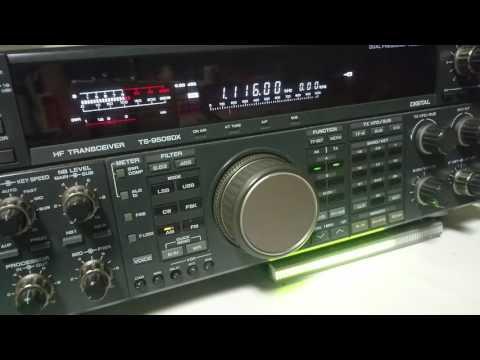 RAI Radio 1 - Onde Medie - 1116kHz AM (Palermo, 10KW)