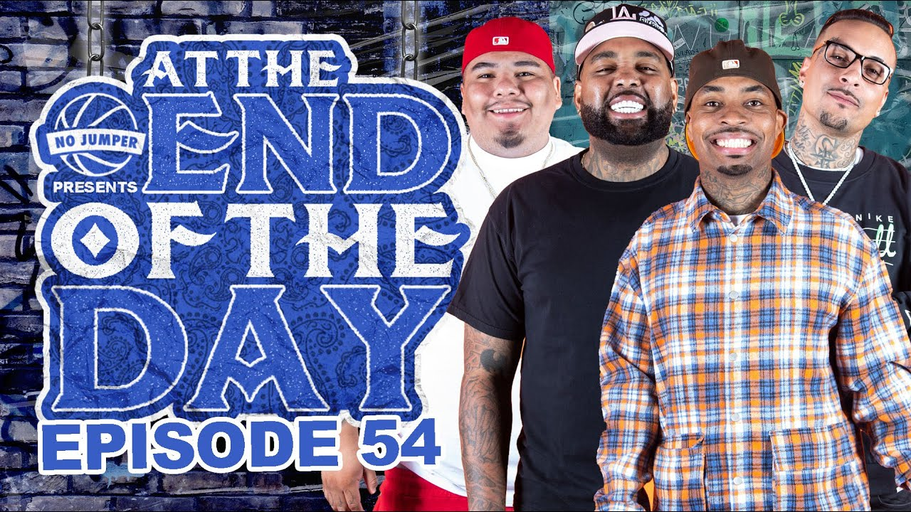 Download At The End of The Day Ep. 54 w/ Sharp
