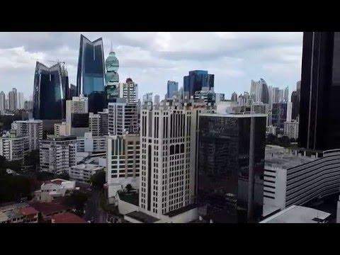 VISTA DE LA CIUDAD DE PANAMÁ - 09 ENE 2016