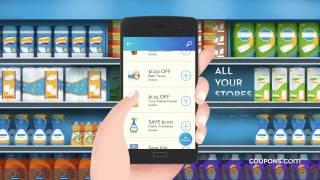 Coupons.com Mobile App