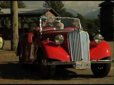 The Fraser Valley British Motoring Club