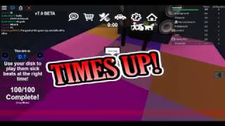 ¡Soy un DJ! Two Minute Town Roblox