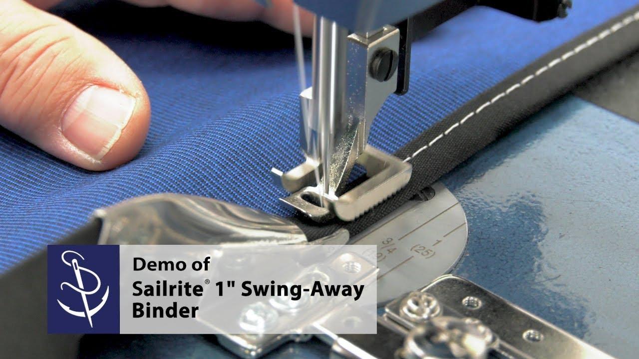 fits Sailrite Professional Single Fold Tape Binder Binding Attach on Bracket