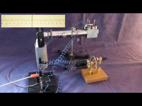 Quarzfadenelektrometer,Quartz fibre electrometer HD