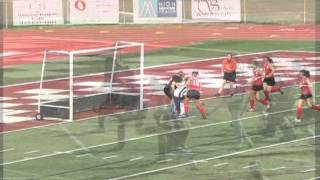 Delaney Burns Class of 2014 Field Hockey Recruit JR Year Update