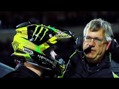 Science of Supercross | Episode 29 (Science of Helmet Technology) | Engineered by Kawasaki