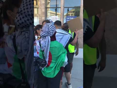 Seven minutes of hate courtesy of SJP and UMASS Boston
