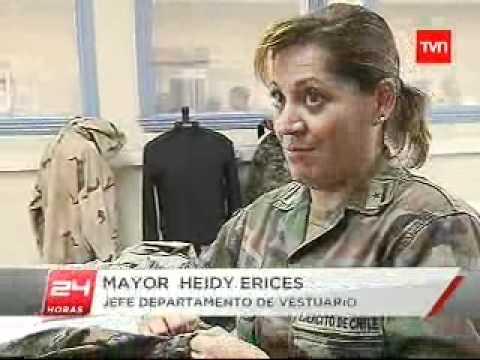 El Ejército decidió cambiar el tradicional mimetizado de sus tenidas de  combate e866b03eb9c55