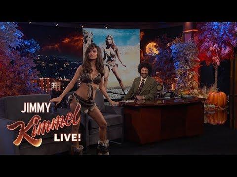 Emily Ratajkowski on Halloween Costume Fail