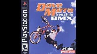 Let's Stream Dave Mirra's Freestyle BMX - Original Release