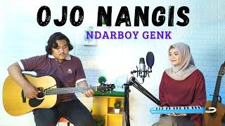 Download Ndarboy Genk - OJO NANGIS Cover By Teman Santai