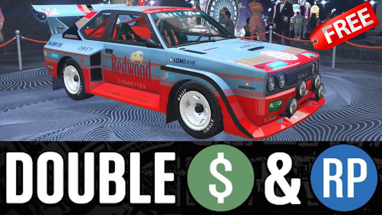 GTA 5 - New Years Event Week - DOUBLE MONEY & Discounts (Property & Vehicle)