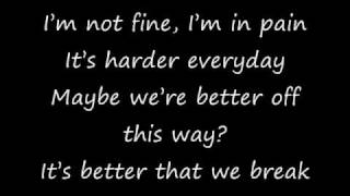 [2.79 MB] Maroon 5 - Better That We Break
