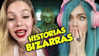 HISTORIAS BIZARRAS *fefe 👻