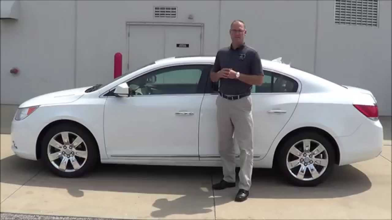 2010 Buick LaCrosse CXS For Sale In South Bend IN YouTube