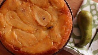 Gâteau aux poires facile / easy pear cake / حلوى الاجاص
