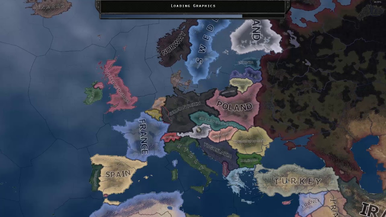 HOI4 DISPURSED AND CONCENTRATED EXPLOIT