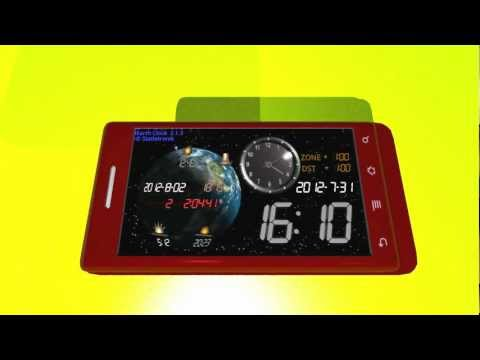 Earth Clock for Android(TM)