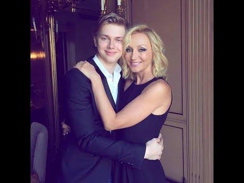 Дени Байсаров вырос настоящим красавцем: сына Кристины Орбакайте сравнили с Галкиным