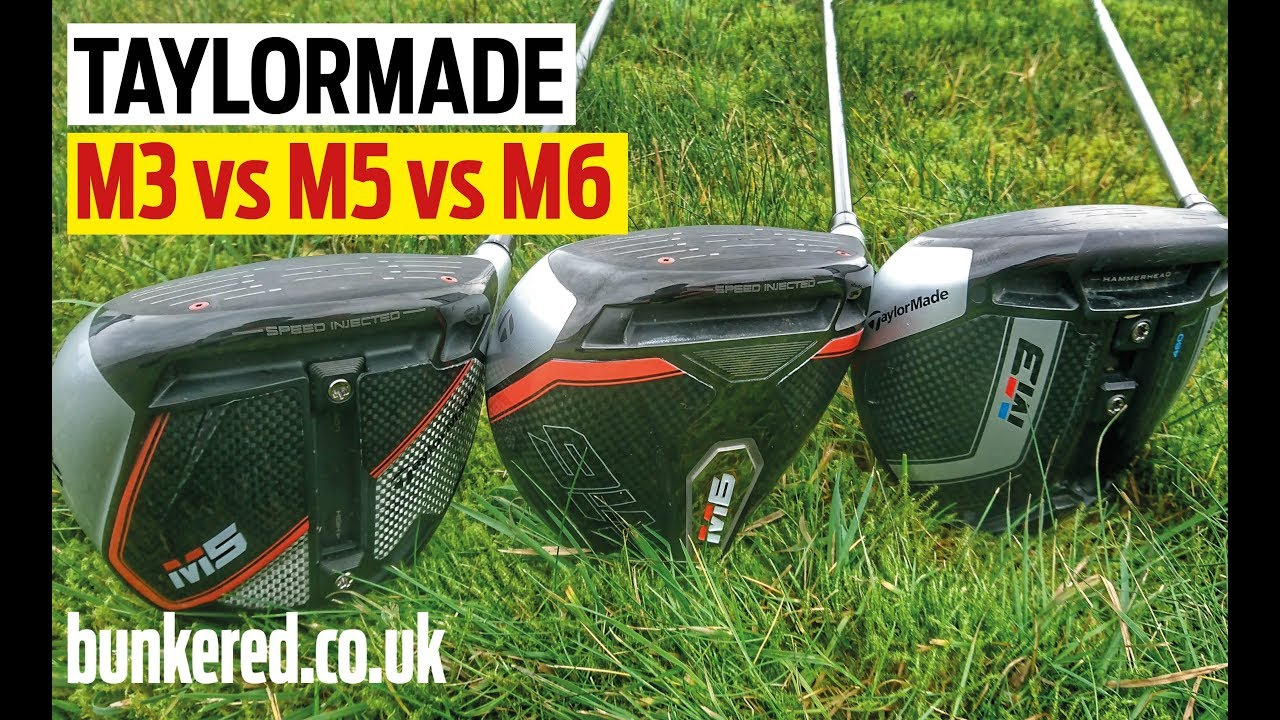 REVIEW - TaylorMade M5 driver is a