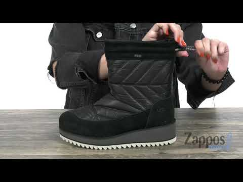 586ca06da4d UGG Beck Boot SKU: 9075930 - YouTube