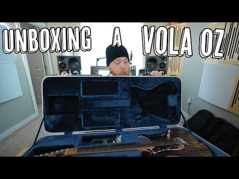 Unboxing A Vola Oz Guitar!