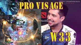 W33 Pro Visage 9Kmmr - don't kill him![2140p]