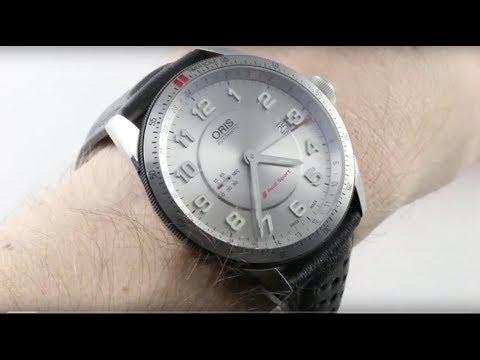 e98baef93 Oris Artix Audi Sport GMT 747 7701 4461LS Luxury Watch Review - YouTube