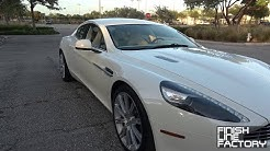 Aston Martin Rapide: Beautiful, but not practical