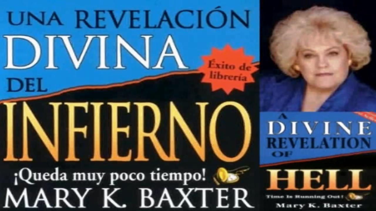 una revelacion divina del infierno mary k baxter