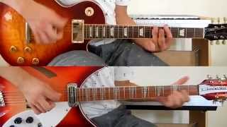 The Rolling Stones - Get Off of My Cloud - Guitar Cover - Rickenbacker 360/12c63