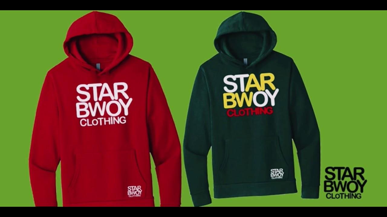 Star Bwoy Clothing