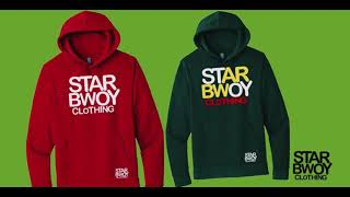 Star Bwoy Clothing 2021