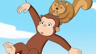 George O Curioso 🐵George e Jumpy Melhor Momentos 🐵Compilação 🐵 Desenhos Animados em Português