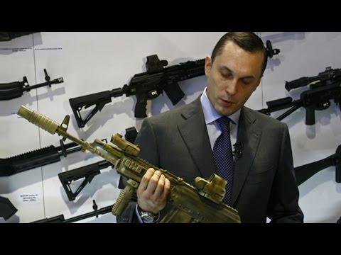 India to Produce World's Deadliest Assault Rifle!