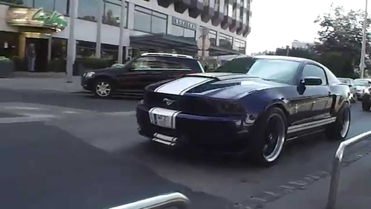 Ford Mustang Sound (Budapest) - YouTube 98c92d2489