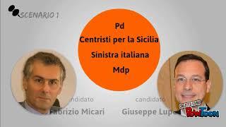 Regionali Sicilia 2017, il gioco delle alleanze