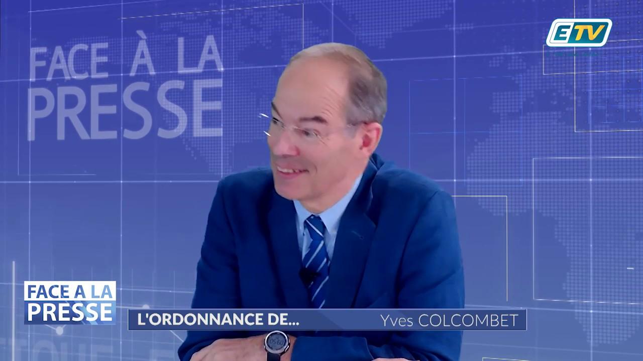 FACE A LA PRESSE AVEC YVES COLCOMBET - Partie 2