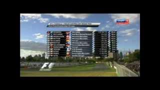 Формула-1 «Гран-при Австралии» 2014(F1 «Гран-при Австралии» 2014, Формула-1 2014, гран-при, Австралия. Финишные моменты гонки. Дебютант Квят на 10-ой..., 2014-03-16T08:04:44.000Z)