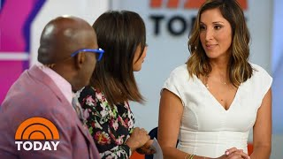 MSNBC Anchor Opens Up About Birthmark: 'I'm Owning Who I Am' | TODAY