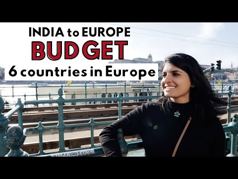 Budget Europe Trip from India I Costs to Travel 6 Countries In Europe | Europe tour from India vlog