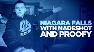 Niagara Falls with Nadeshot and Proofy!