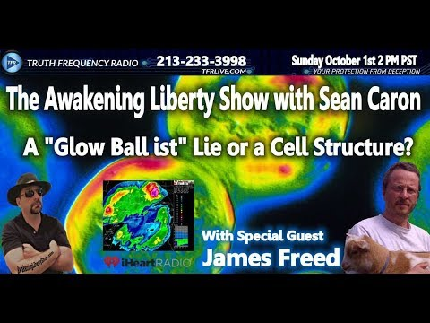 GLOW-BALL-IST LIES, CONSPIRACIES, AND FOOD? JAMES FREED
