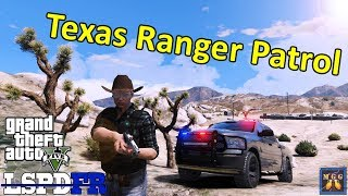 Texas Ranger Patrol in a Dodge Ram 1500 | GTA 5 LSPDFR Episode 363